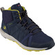 Viking Stockholm Mid GTX Shoes Junior Navy/Lime